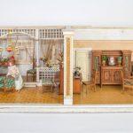 Puppenstube aus der Sammlung von U. Knoll