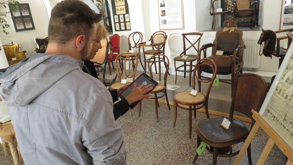 Museums-APP – mit dem Tablet durchs Museum