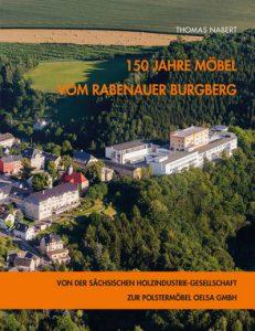 Buch 150 Jahre Möbel vom Rabenauer Burgberg